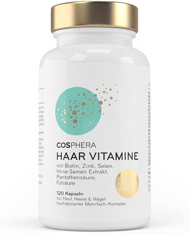 Haar Vitamine von Cosphera