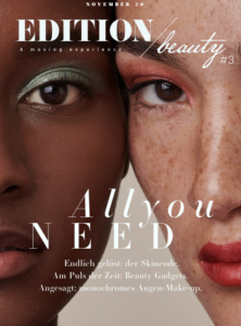 Edition Beauty Cover All you need