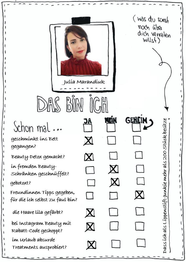 Steckbrief Julia Marandiuk