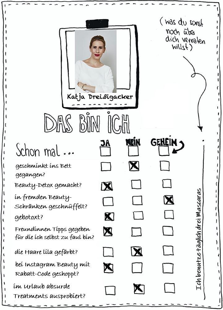 Steckbrief Katja Dreißigacker