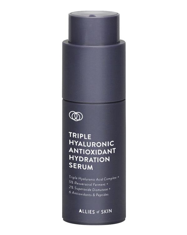 FeuTriple Hyaluronic Antioxidant Hydration Serum von Allies of Skin